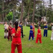 Ушу (кунг-фу) для детей и взрослых, в г.Тбилиси