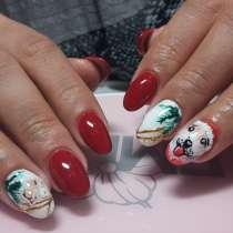 Наращивание ногтей с выездом на дом, в Ростове-на-Дону