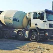 Автобетоносмеситель для перевозки бетона или раствора, в Уфе