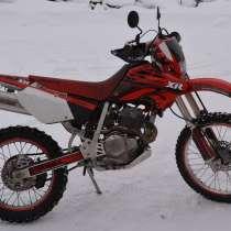 Продам мотоцикл Honda XR 250, в Красноярске