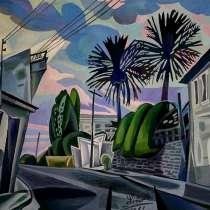 Картина Кипр. Лимассол. Старый город, в Саратове