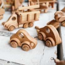 Деревянные игрушки на заказ, в Москве