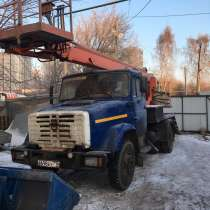 Аренда автовышки 22 метра, в Казани