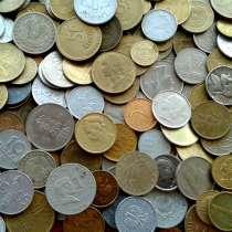 Иностранные монеты, в Сургуте