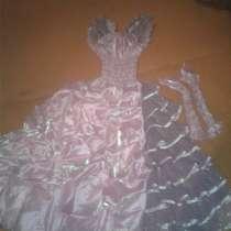 Нарядное детское платье, в г.Усть-Каменогорск