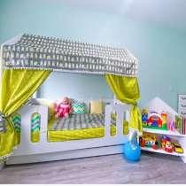 Детские кроватки оптом и в розницу, в Новосибирске