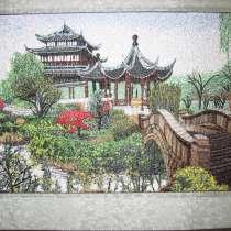 Картины. Шелкография. Китай, в Сочи