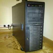 Сервер Supermicro Xeon 3.5GGz, 16GB, raid, SAS, HDD, в Красногорске
