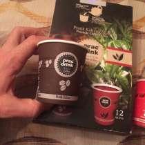 Чай и кофе в одноразовым бумажном стакане, в г.Черкассы