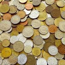 Иностранные монеты, в Череповце
