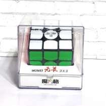 Головоломка скоростная кубик QiYi MoFange WuWei M 3x3, в г.Алматы