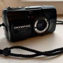 Пленочный фотоаппарат Olympus stylus zoom 105, в Санкт-Петербурге