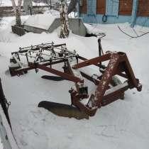 Плуг 3-х корпусной, в г.Петропавловск