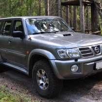 Nissan PATROL, 2003г, дизель 3л, АКПП, 290.000км, один собст, в Москве