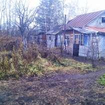 Продам земельный участок с постройками, в Москве