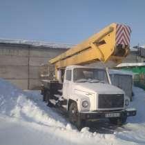 Аренда автовышки 18 м, в г.Витебск