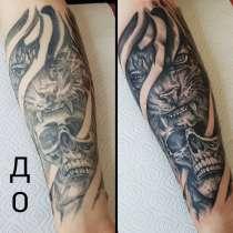 Татуировки на ВДНХ И МЫТИЩИ, в Москве