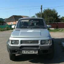 УАЗ – 31622 «Симбир», в Тихорецке