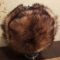 продам зимнюю мужскую шапку не ношенную, в Феодосии