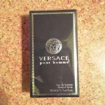 Versace 50мл оригинал (новая), в Москве