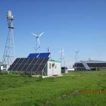 Солнечные панели, в г.Кокшетау