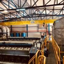 Газопоршневая электростанция wartsila 16V34SG, в Екатеринбурге
