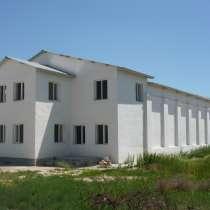 Производственная база, в г.Актау