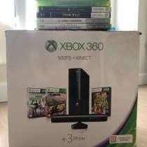 Xbox 360 500 gb + kinect, в Люберцы