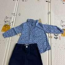 Юбка и блузка BabyGirl, в Новосибирске