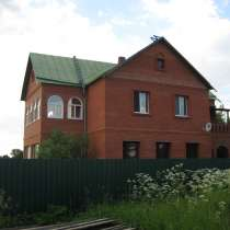 Дом 272м2 в с. Мышенское, в Михнево