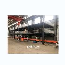 Автоматическая линия по производству стекломагниевого листа, в г.Чэнду