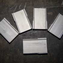 Лопатки для дробеметных барабанов на заказ, в Армавире