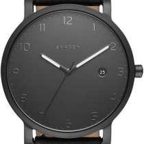 Часы Skagen leather SKW6308, в Москве