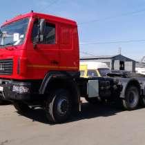 Седельный тягач 6x6 МАЗ 643288 Евро-5 В наличии 2019 год, в Санкт-Петербурге