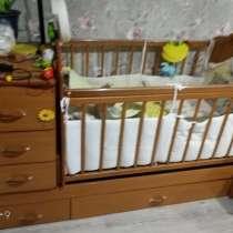 Кровать детская трансформер, в Фрязине