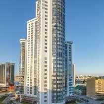 Пентхаус общей площадью 291 кв. м. на 39 этаже, в Екатеринбурге