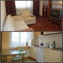 Уютная двухкомнатная посуточно, в Екатеринбурге