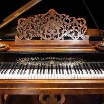 Реставрация старинных пианино и роялей в Краснодаре, в Краснодаре