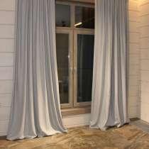 Красивые шторы за 3 недели - легко, в Дмитрове