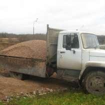 Песок щебень пгс отсев плетняк торф вывоз мусора по 5-13 тонн, в Великом Новгороде