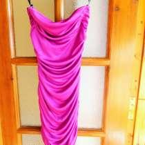 Очень красивое розовое платье на 10-12 лет, в Краснодаре