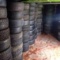Зимние шины, колеса, покрышки бу Уфа шинный склад, в Уфе