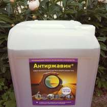 Реагент Антиржавин 10 л. для промывки теплообменников и труб, в Домодедове