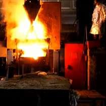 Литье металла по технологии литья по газифицируемым моделям, в г.Zvanovice