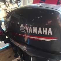 Лодочный Мотор Yamaha, в Москве