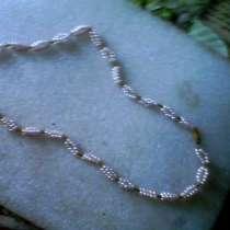 Ожерелья из бисера, в Лугах
