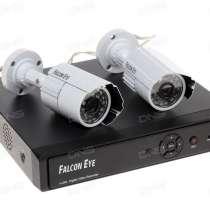 Система видеонаблюдения Falcon Eye FE-104D KIT Light, в Ленинск-Кузнецком