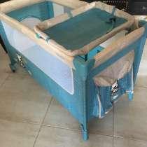 Продам новую складную кровать-манеж, в г.Лимасол