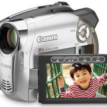 Продам Видеокамеру Canon DC220, в г.Запорожье