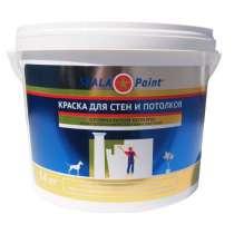 Краска водно-дисперсионная ВД-АК 24 для стен и потолков, в Новосибирске